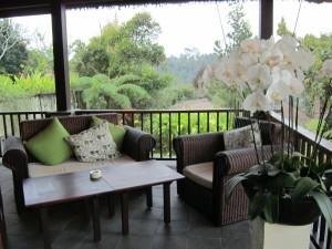 Hanging Gardens Ubud Lobby